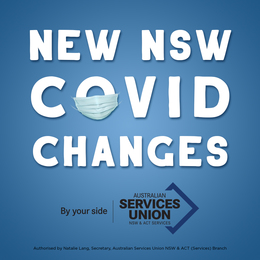 New Restrictions for Greater Sydney