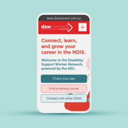 DSW Connect