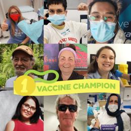 Vaccine Champions