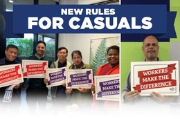New Rules for Casuals