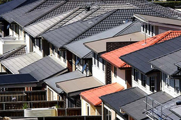 Union and welfare agencies at war over Mike Baird's affordable housing plan