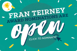 Nominate a colleague today for their union and sector activism!