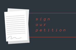 Sign the petition to save RDVSA