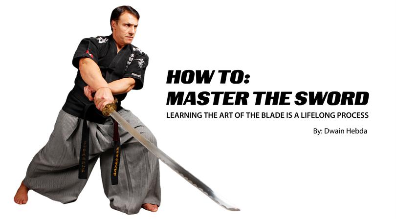 How To: Master The Sword - ATA International - Songahm Taekwondo
