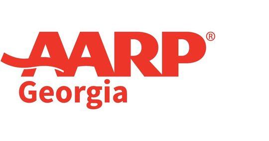 AARP Georgia logo