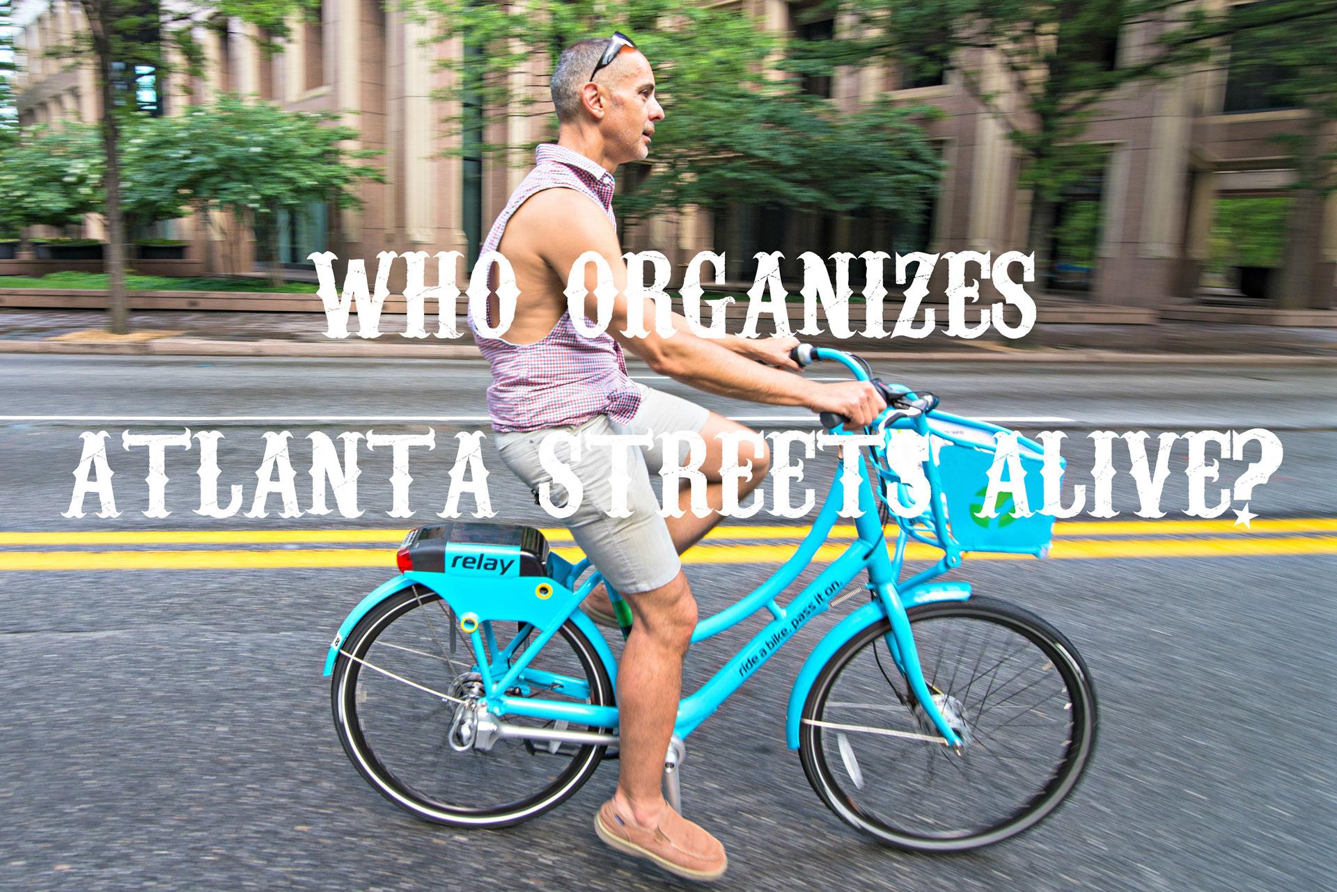 Who Organizes ASA