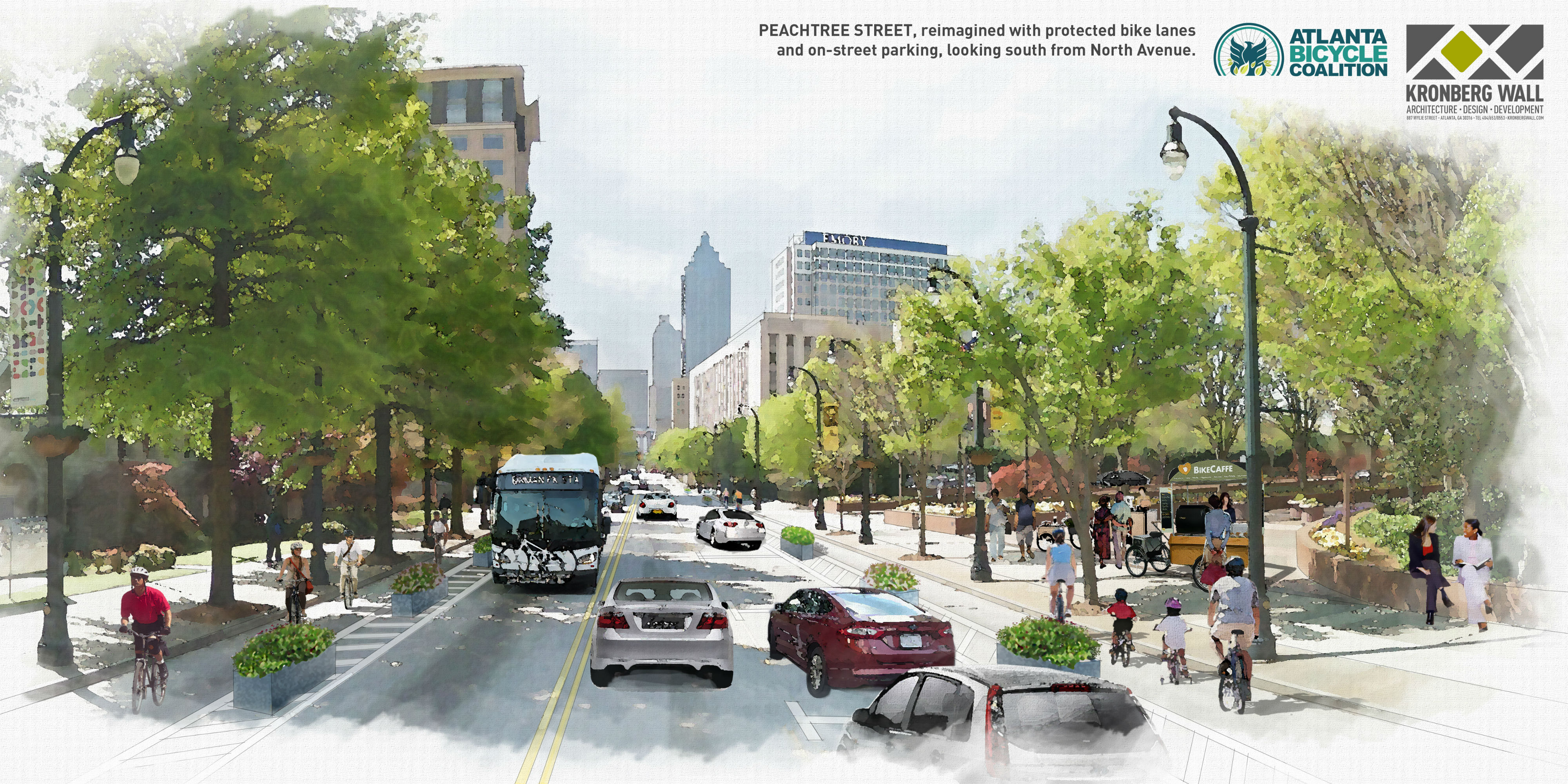Peachtree rendering