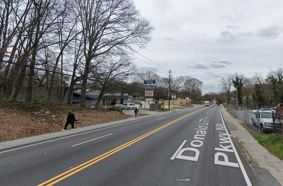 Donald Lee Hollowell Parkway
