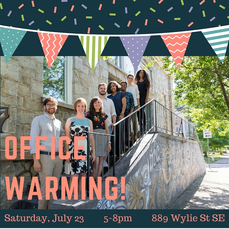 Image: Invitation: Office Warming - Atlanta Bicycle Coalition