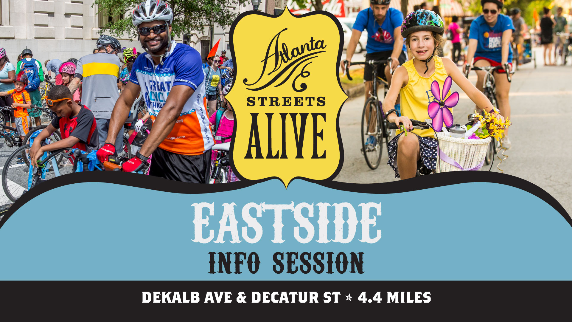Info Session: Atlanta Streets Alive - Eastside