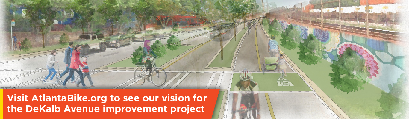 DeKalb Ave Improvement Vision
