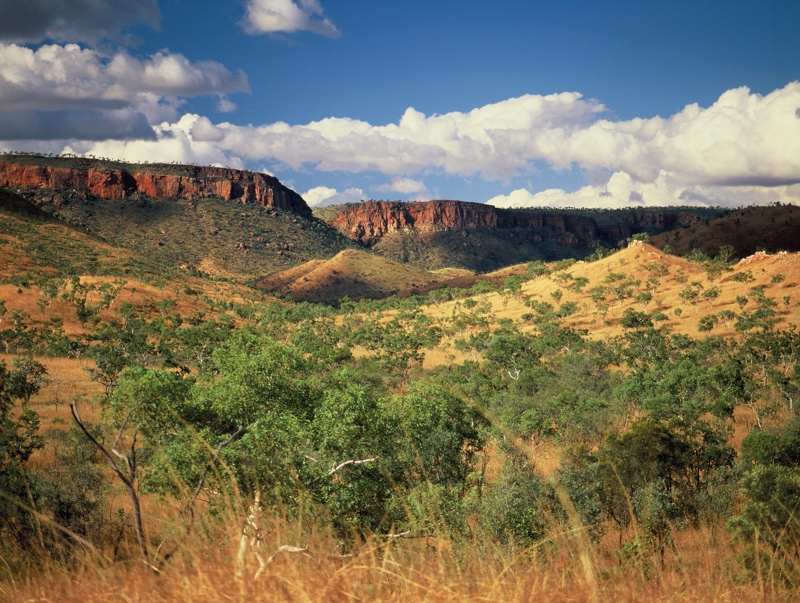 South Kimberley landscape - too beautiful to be fracked