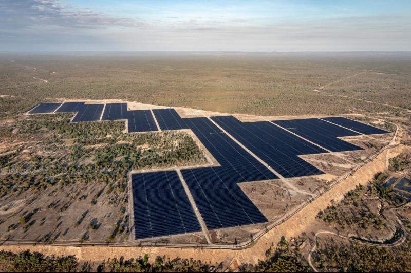 Solar Kidston renewable
