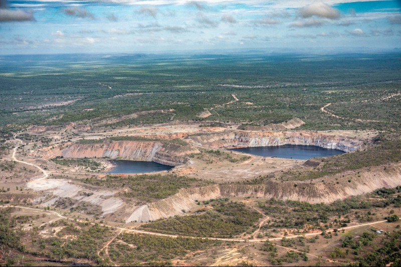 Kidston hydro renewables goldmine