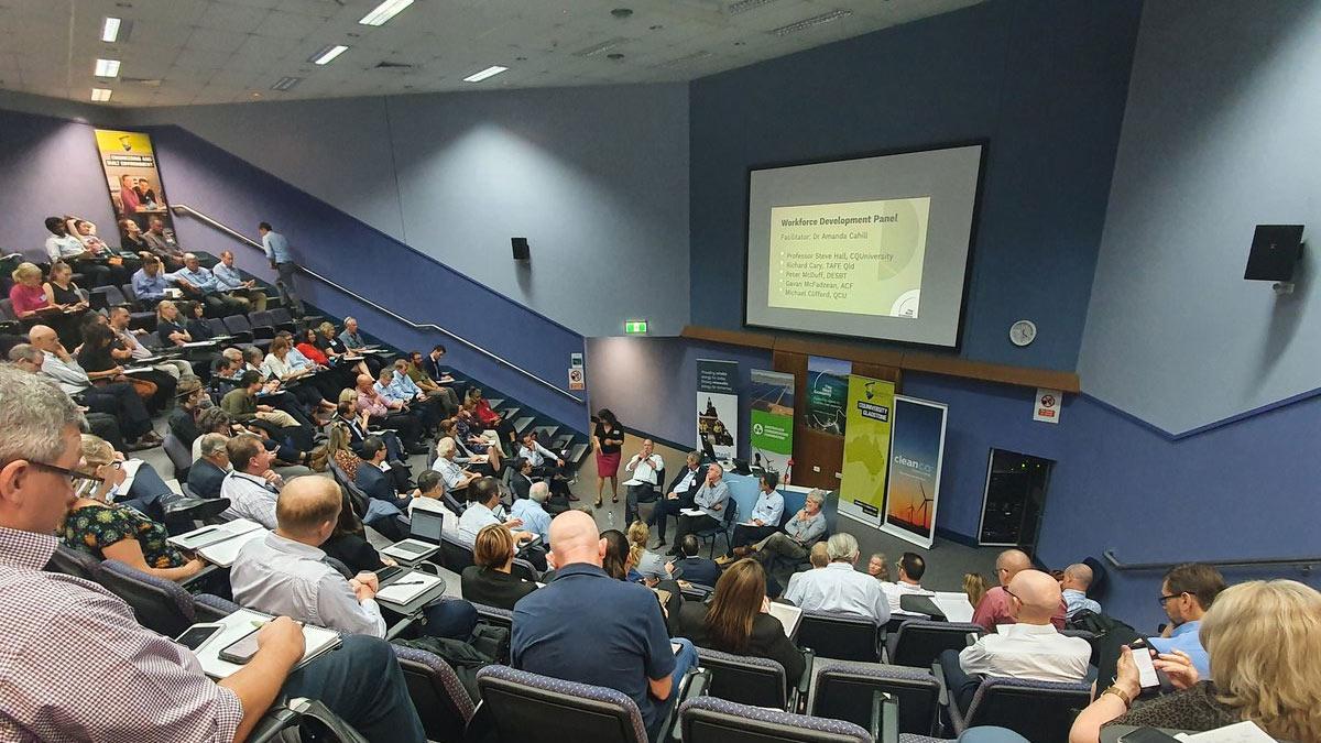 Queensland Future energy summit