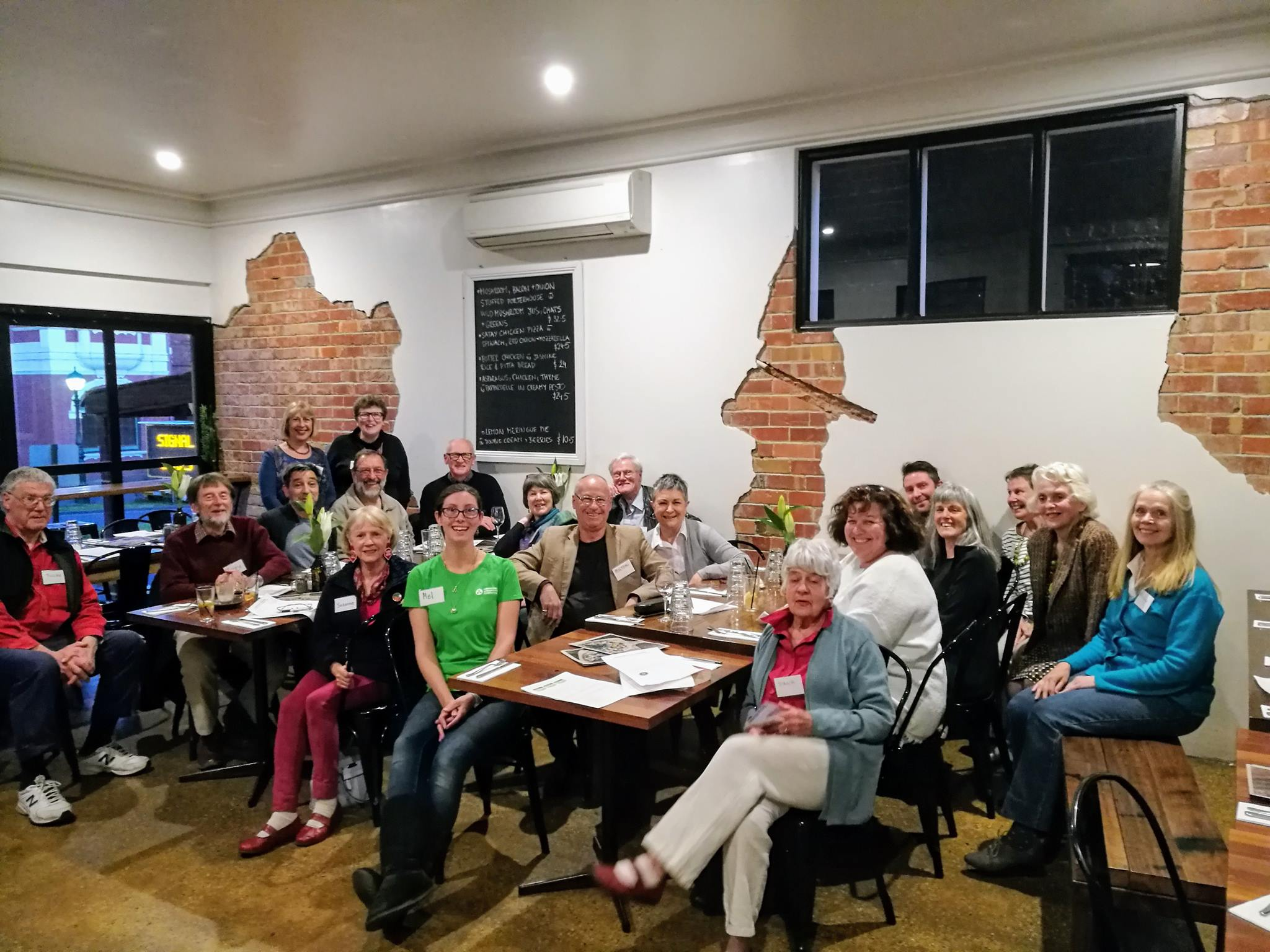 ACF Community Bendigo holds their first meeting
