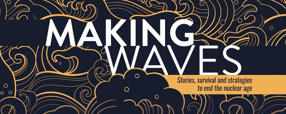 Banner for Making Waves event