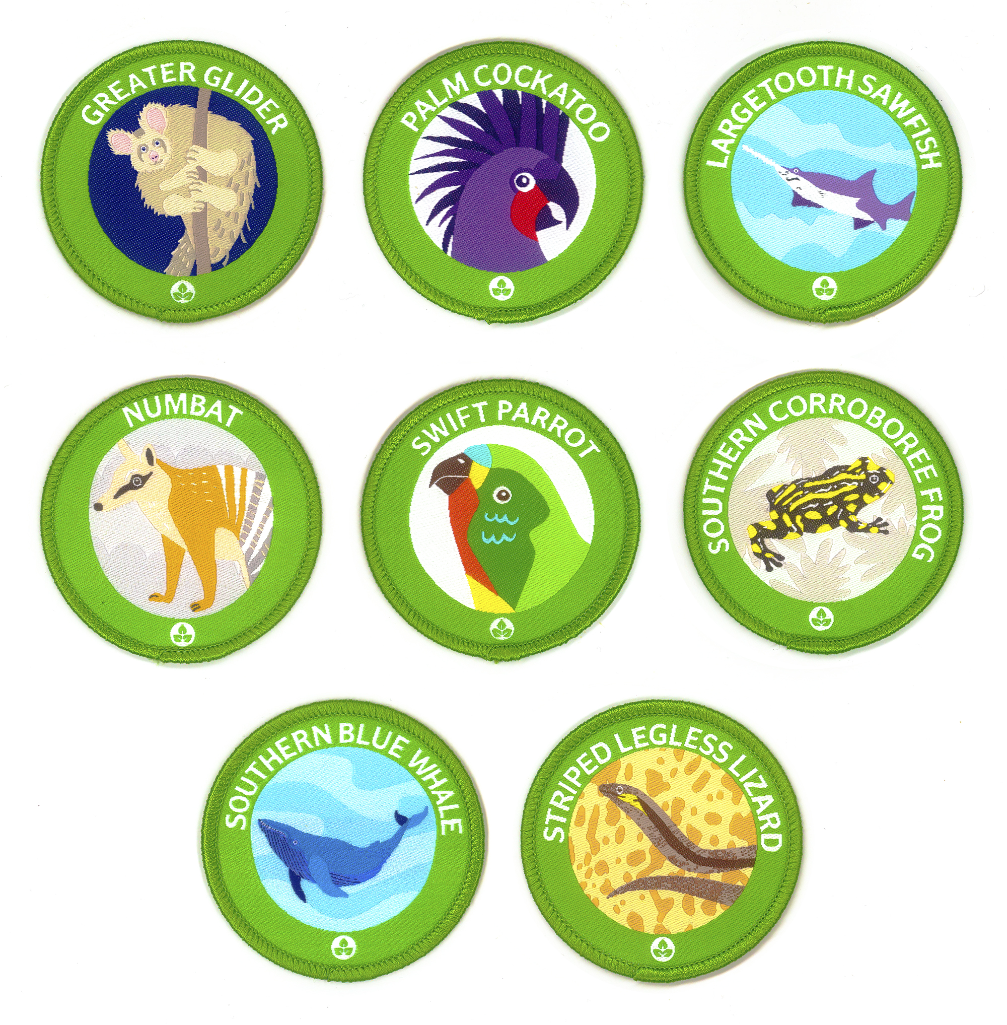 Missing creatures patches