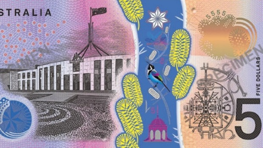 $5 note reverse