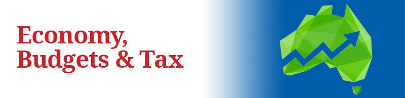 Economy, Budgets & Tax