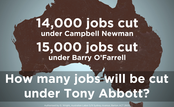 Coalition's Cuts