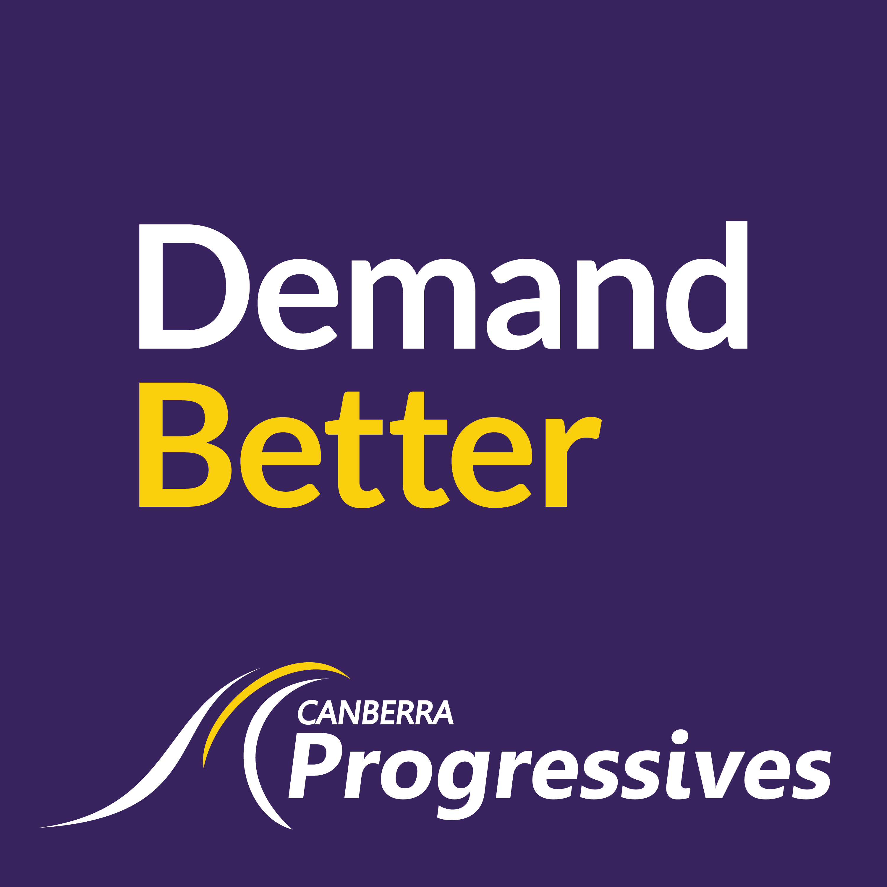 Demand Better