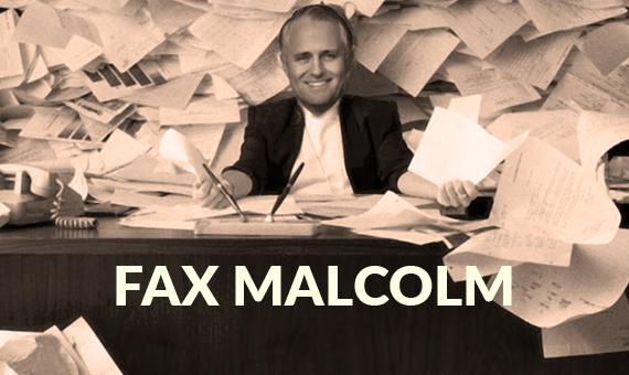 Fax Malcolm Info