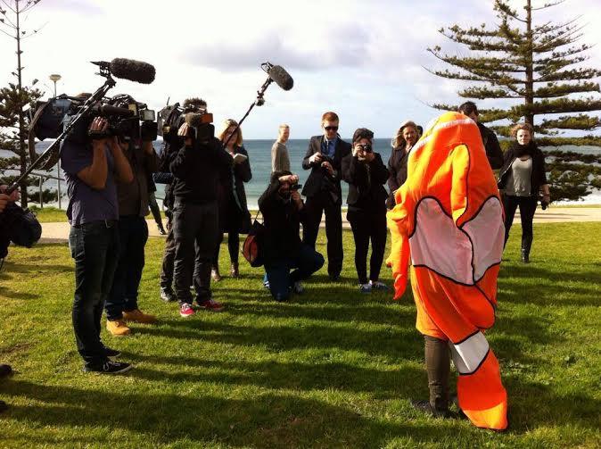 Nemo press conference