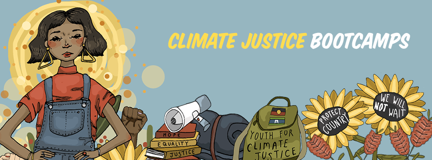 Climate Justice Bootcamp
