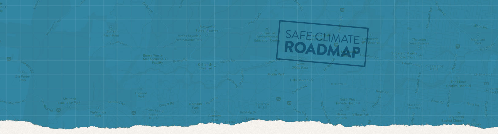 Safe Climate Roadmap
