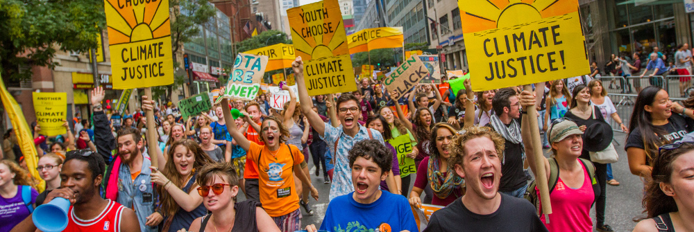 There has never been a more important time for a strong youth movement