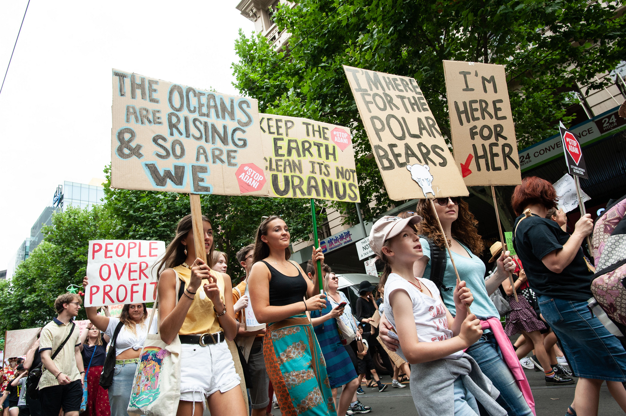 Inspirational Women & Queer Leaders Fighting for Climate Justice