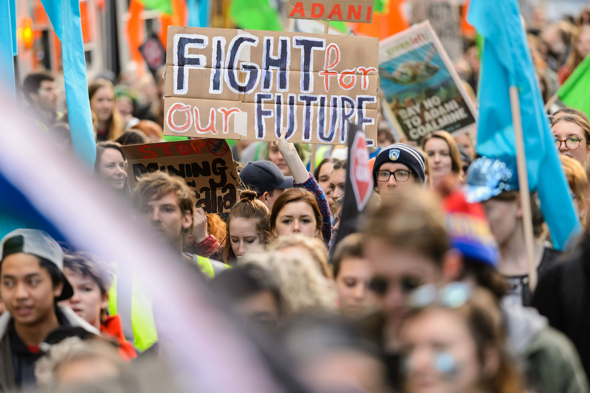 This Election, Young People Sent a Clear-Cut Message for Climate Action