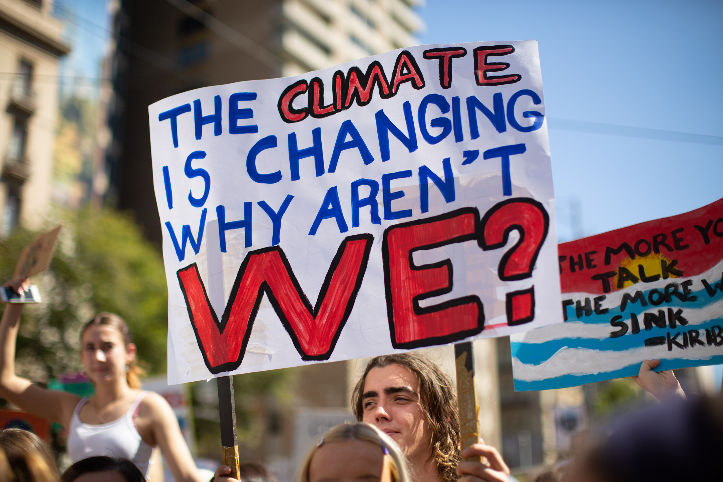 Statement of Solidarity with the School Strike 4 Climate