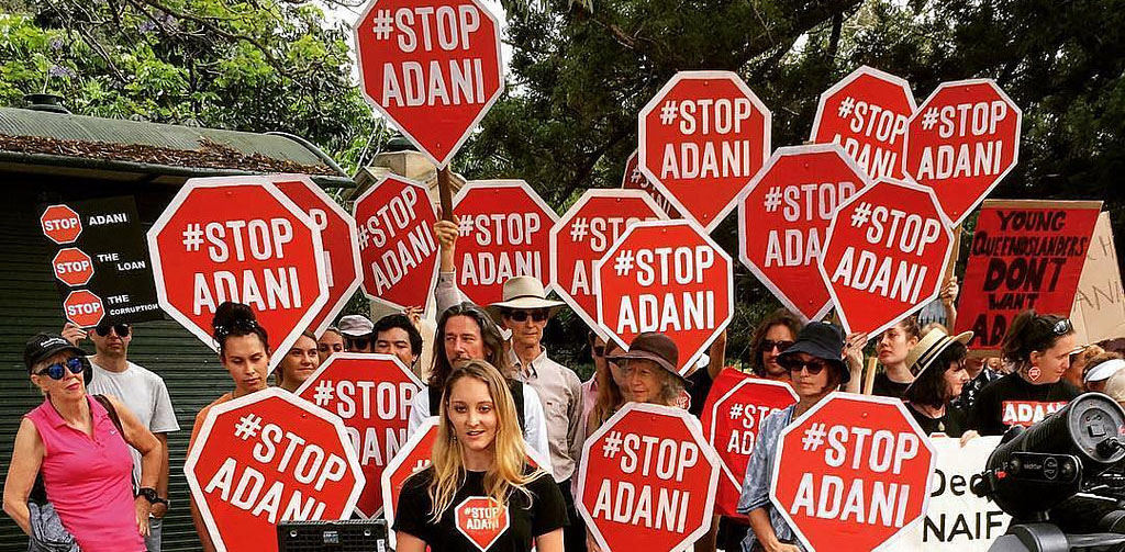 Here's the plan to #StopAdani...