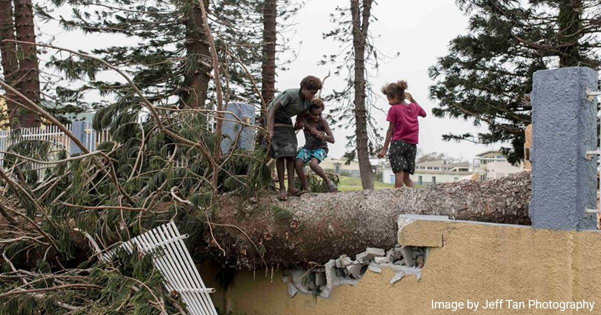 What's up with extreme weather and climate change