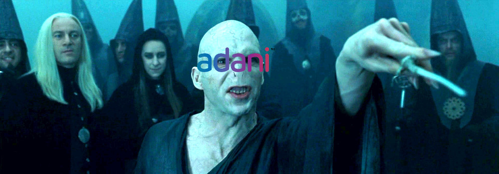 If Harry Potter was a muggle, he'd be organising Dumbledore's Army to take on Adani's coal mine.