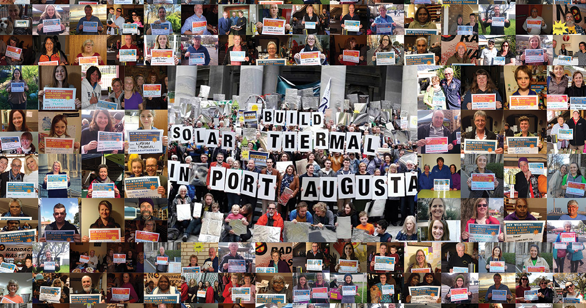 We won! Big solar is coming to Pt Augusta