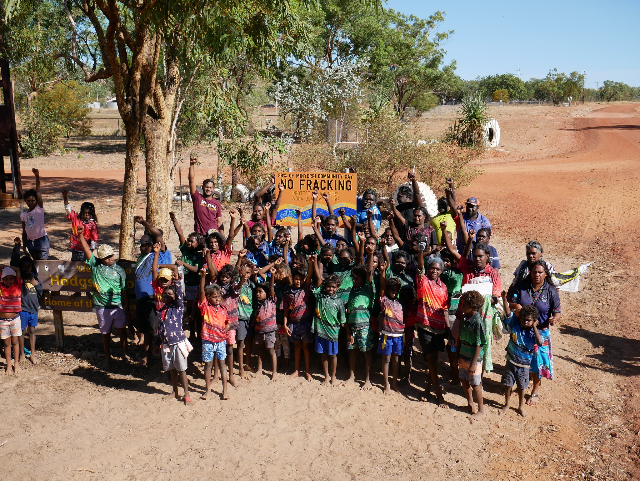 Protect Country, Stop Origin Fracking the NT |Sign the Petition