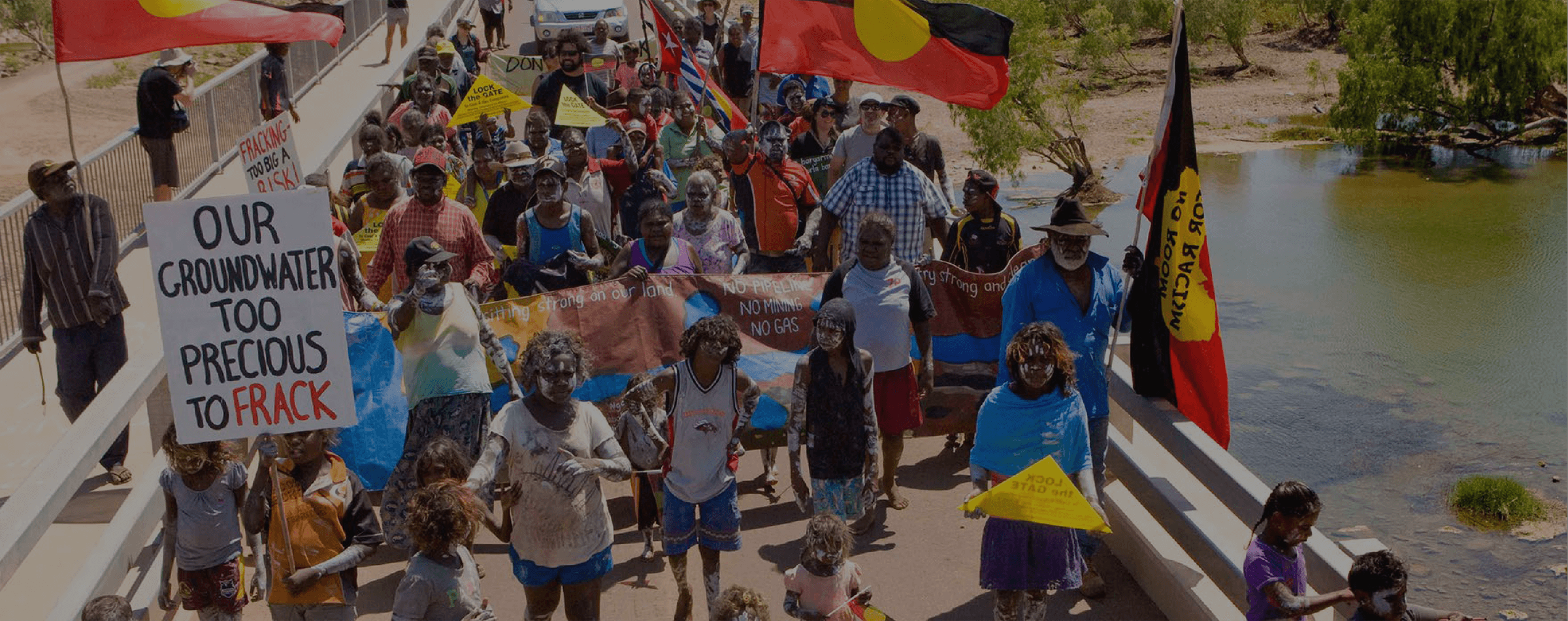 Climate Change Is The Biggest Threat To Black Australia