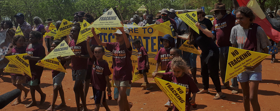 Come to the Water is Life rally in Darwin