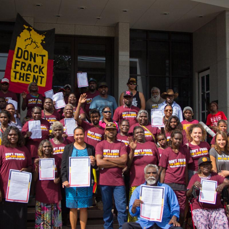 Aboriginal Fracking Forum