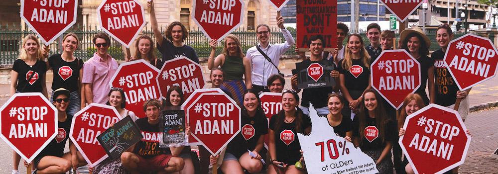Queensland Election Result = Stop Adani