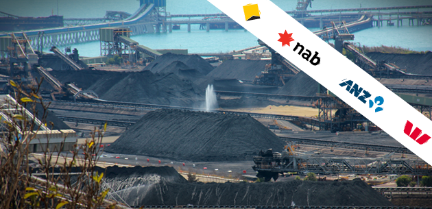 Tell your bank to ditch fossil fuels!