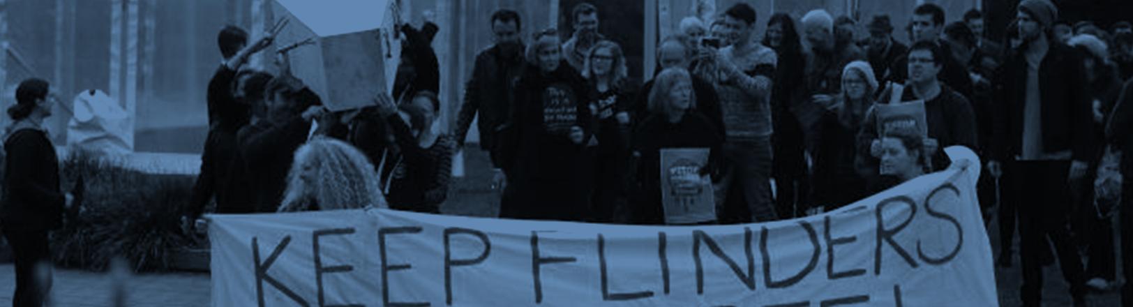 Open Letter to Flinders Uni - Keep Us Bjorn-Free