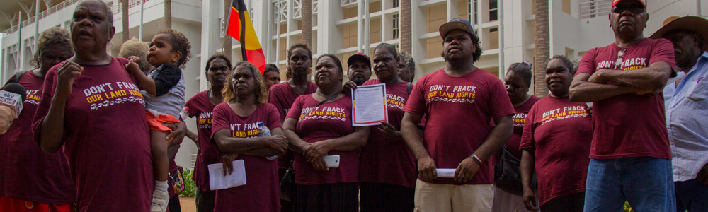 Email the NT government