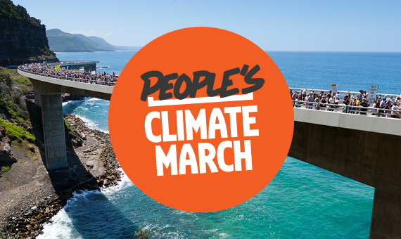 Peoples Climate March Info