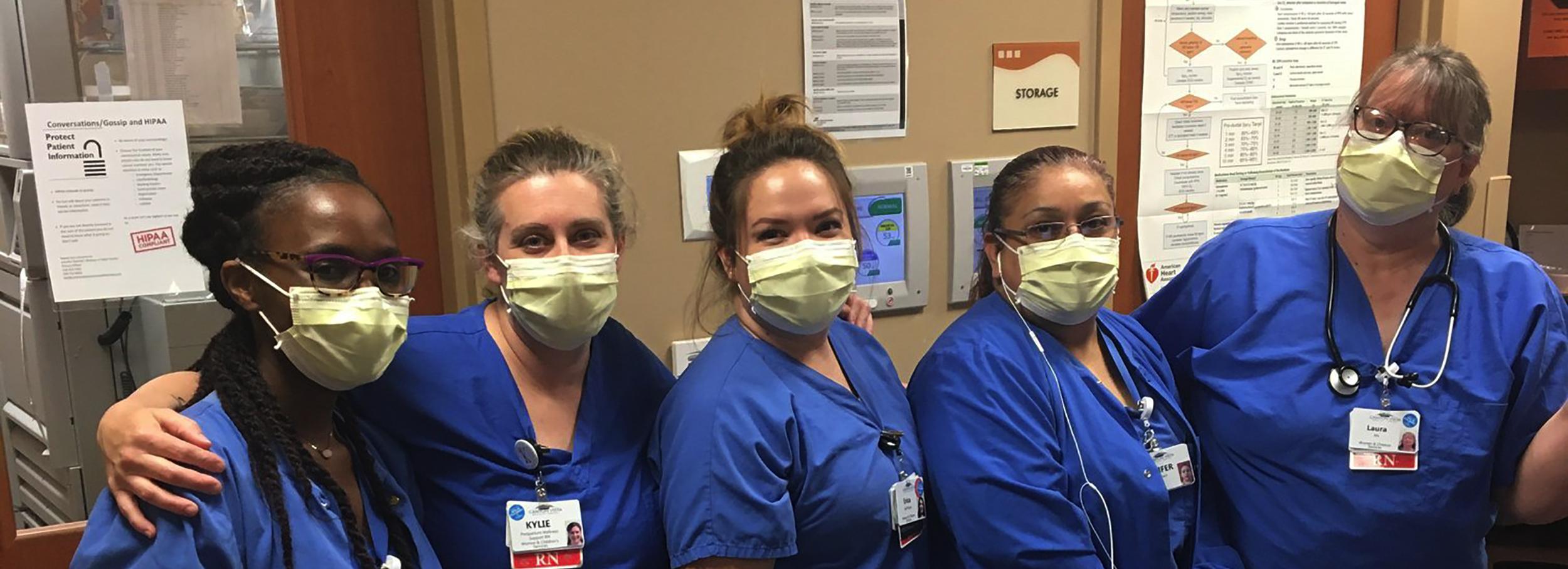 Hospital and healthcare response to the novel coronavirus (COVID-19)