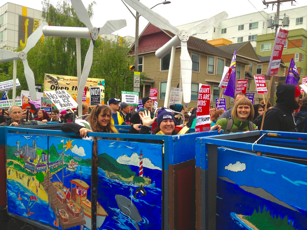 Jen_in_the_Ecotopia__Solutionary_Rail_Train_at_May_Day_March_in_Seattle_2017_IMG_1131.jpg