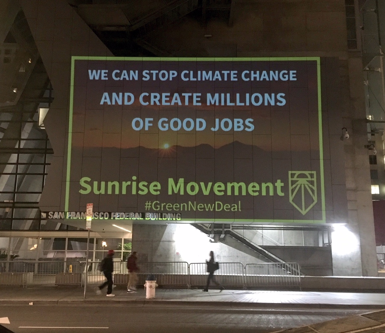 Green New Deal Projection: San Francisco - Backbone Campaign